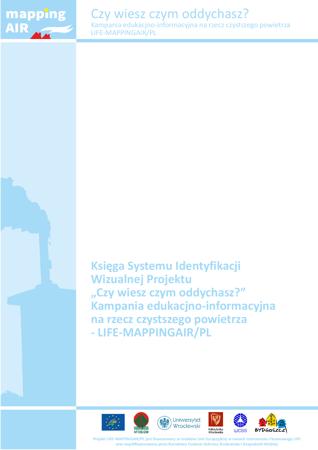 Księga systemu identyfikacji wizualnej Projektu