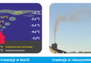 Influence of temperature inversion on air quality