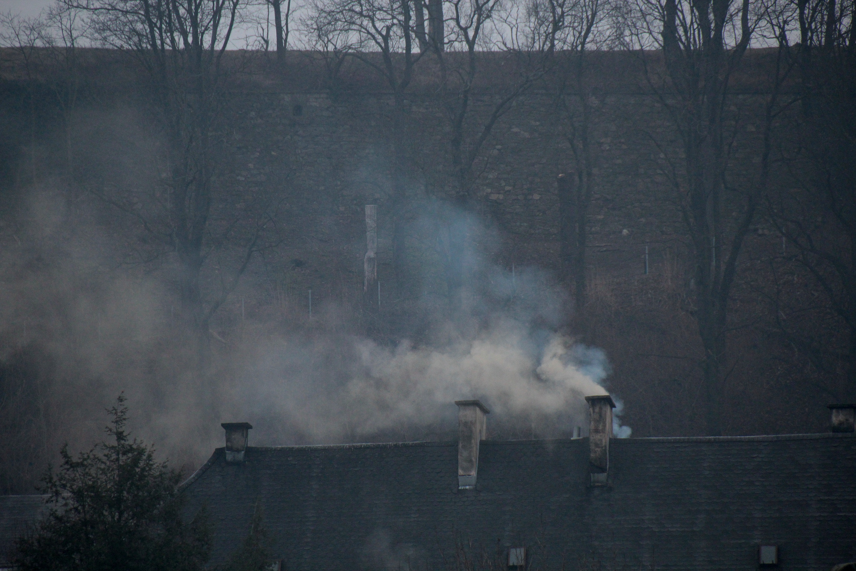 Kłodzko - dymiący komin 2
