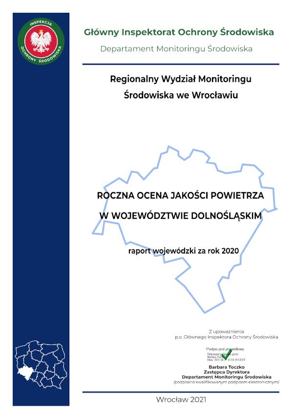 Raport dla województwa dolnośląskiego - thumbnail