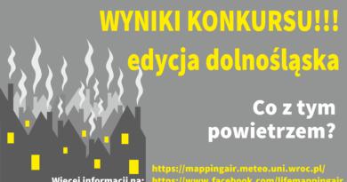 WYNIKI KONKURSU- edycja dolnośląska
