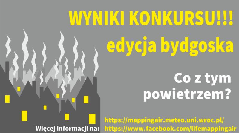 WYNIKI KONKURSU- edycja bydgoska