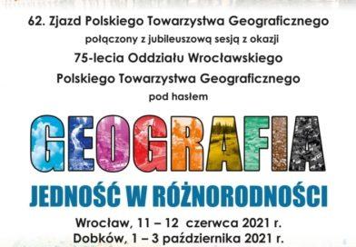 62 Polskiego Towarzystwa Geograficznego
