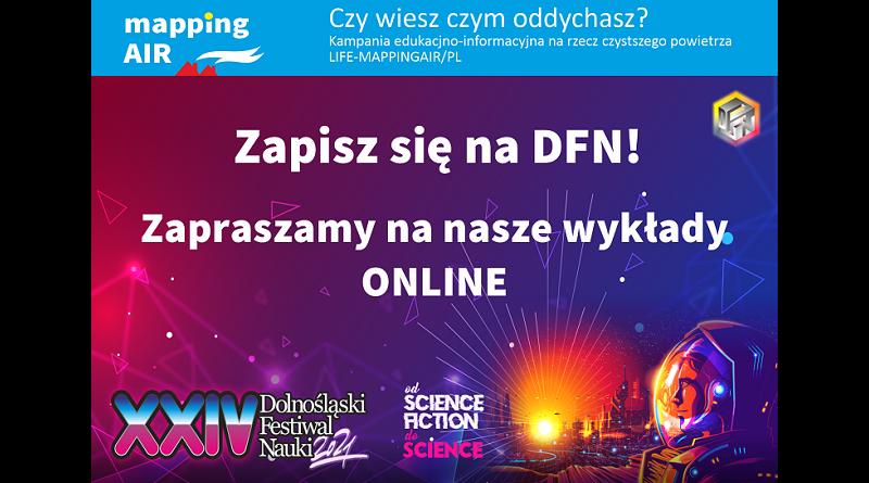 Dolnośląski Festiwal Nauki – ZAPISY!