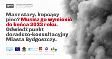 Odwiedź punkty doradczo-konsultacyjne w Bydgoszczy!